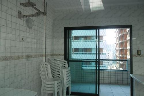 ref.: 507 - apartamento em praia grande, no bairro canto do forte - 2 dormitórios