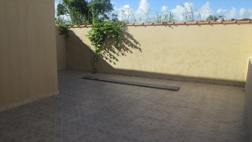 ref.: 507 - casa em itanhaém, no bairro savoy - 1 dormitórios