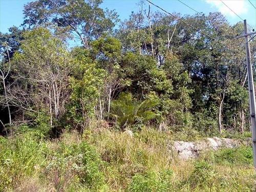 ref.: 507 - terreno em itanhaem, no bairro jd sao fernando