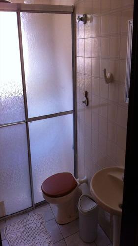 ref.: 508 - casa em itanhaém, no bairro campos eliseos - 2 dormitórios