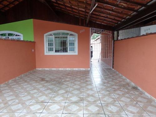ref.: 508 - casa em praia grande, no bairro maracana - 2 dormitórios