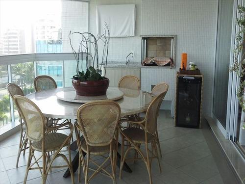 ref.: 509 - apartamento em bertioga, no bairro riviera de são lourenço - 4 dormitórios