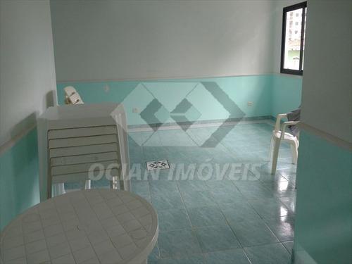 ref.: 51 - apartamento em praia grande, no bairro ocian - 2 dormitórios