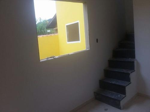 ref.: 51 - casa em mongagua, no bairro itaoca - 2 dormitórios