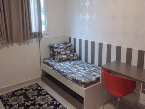 ref.: 513 - apartamento em praia grande, no bairro caicara - 2 dormitórios