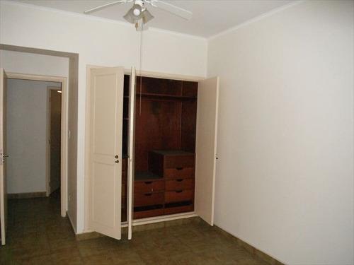 ref.: 514 - apartamento em santos, no bairro gonzaga - 3 dormitórios