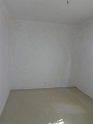 ref.: 514 - casa em praia grande, no bairro canto do forte - 2 dormitórios