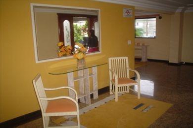 ref.: 514200 - apartamento em praia grande, no bairro vila guilhermina - 2 dormitórios