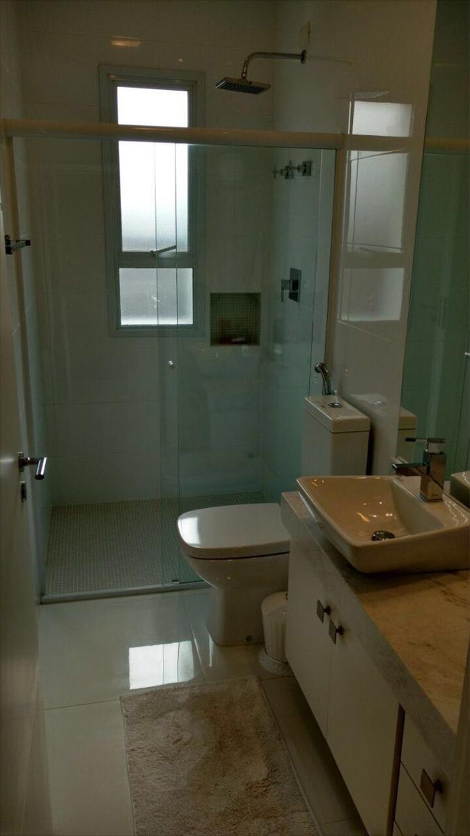 ref.: 5144 - casa condomínio fechado em santana do parnaiba, no bairro campos do conde tamboré - 4 dormitórios
