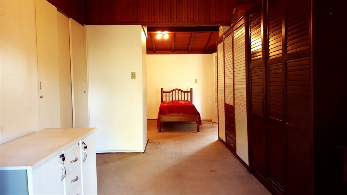 ref.: 5154 - casa condomínio fechado em carapicuiba, no bairro chacara santa lucia dos ypes - 3 dormitórios