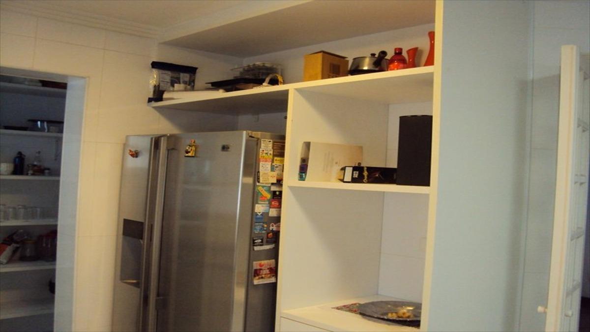 ref.: 5156 - casa condomínio fechado em cotia, no bairro jardim lambreta - 5 dormitórios