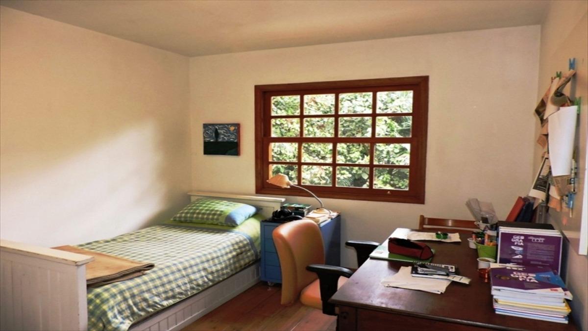 ref.: 5158 - casa condomínio fechado em carapicuiba, no bairro chacara do refugio - 3 dormitórios
