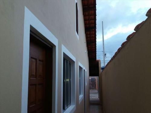 ref.: 517 - casa em mongaguá, no bairro florida mirim - 2 dormitórios