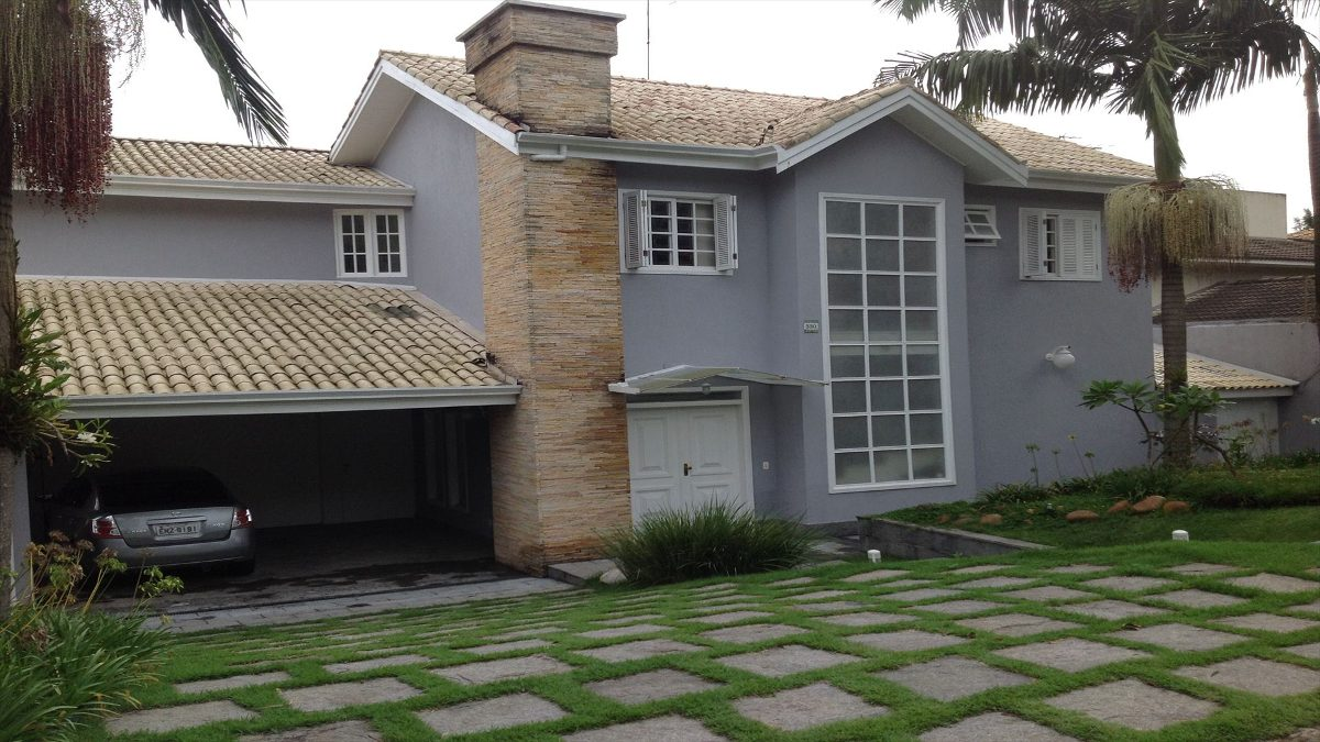 ref.: 5176 - casa condomínio fechado em carapicuiba, no bairro palos verdes - 3 dormitórios