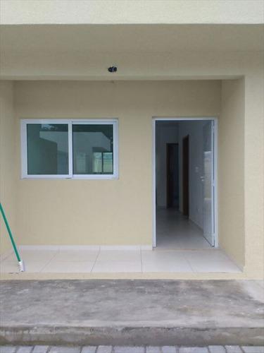 ref.: 519 - casa condomínio fechado em bertioga, no bairro vista linda - 2 dormitórios