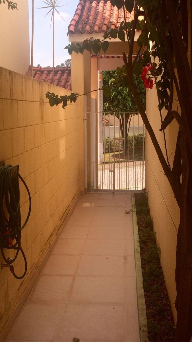ref.: 5198 - casa condomínio fechado em cotia, no bairro jardim rebelato - 2 dormitórios