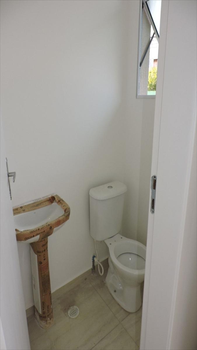 ref.: 5201 - casa condomínio fechado em cotia, no bairro jardim pioneira - 2 dormitórios
