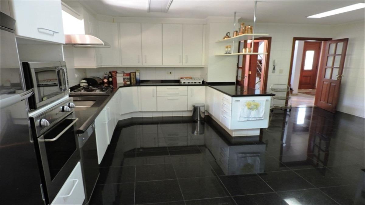 ref.: 5205 - casa condomínio fechado em jandira, no bairro altos de sao fernando - 3 dormitórios