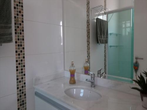 ref.: 5209 - apartamento em santos, no bairro boqueirao - 3 dormitórios