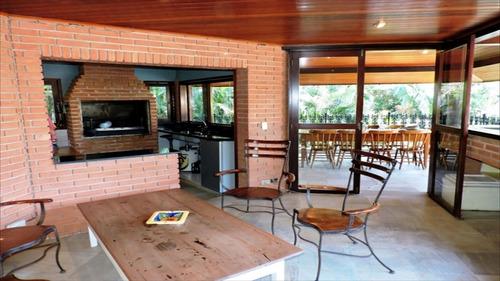ref.: 5209 - casa condomínio fechado em jandira, no bairro altos de sao fernando - 4 dormitórios