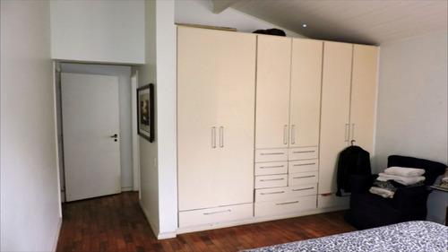 ref.: 5227 - casa em granja viana, no bairro residence park - 3 dormitórios