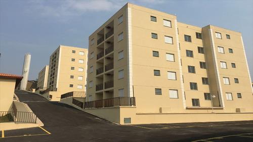ref.: 5230 - apartamento em cotia, no bairro residencial orquideas - 2 dormitórios