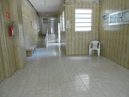 ref.: 524 - apartamento em praia grande, no bairro guilhermina - 1 dormitórios