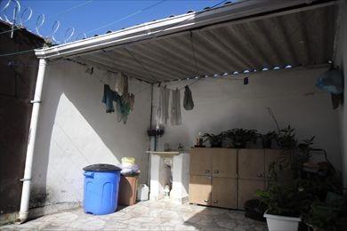 ref.: 52406 - casa em mongagua, no bairro jussara - 2 dormitórios
