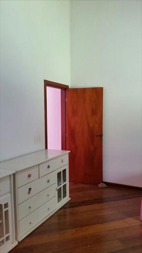 ref.: 5247 - casa condomínio fechado em embu das artes, no bairro vila real do moinho velho ii - 4 dormitórios