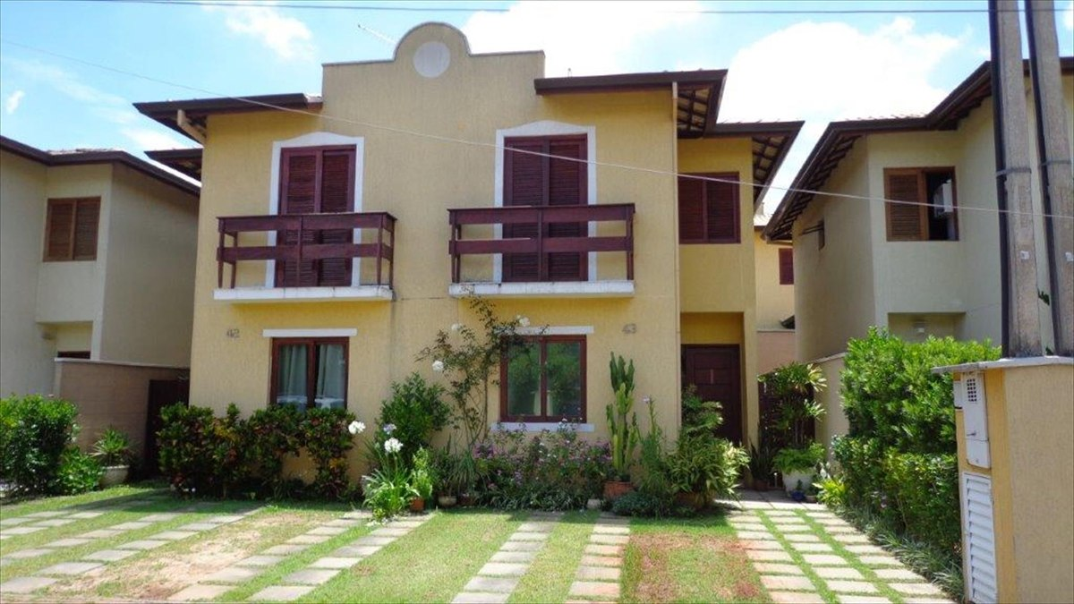 ref.: 5249 - casa condomínio fechado em cotia, no bairro jardim da gloria - 3 dormitórios