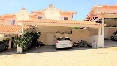 ref.: 5264 - casa condomínio fechado em cotia, no bairro villagio  monte verde - 3 dormitórios