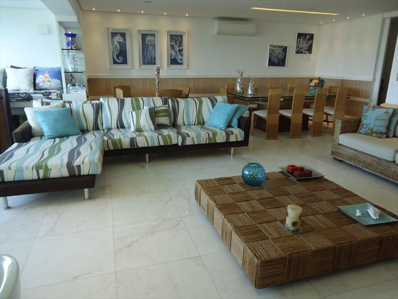 ref.: 527 - apartamento em bertioga, no bairro riviera de são lourenço - 4 dormitórios