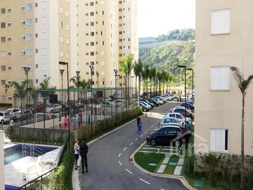 ref.: 528 - apartamento em barueri para aluguel - l528
