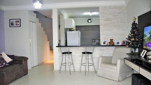 ref.: 5282 - casa em cotia, no bairro chacara canta galo - 2 dormitórios