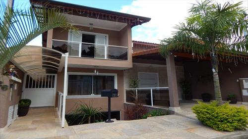 ref.: 5285 - casa condomínio fechado em cotia, no bairro villa deste - 3 dormitórios