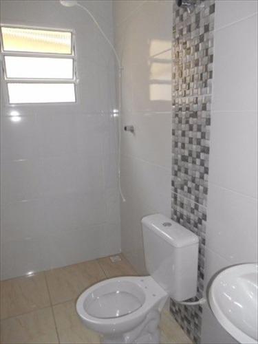 ref.: 53 - casa em mongagua, no bairro itaguai - 2 dormitórios