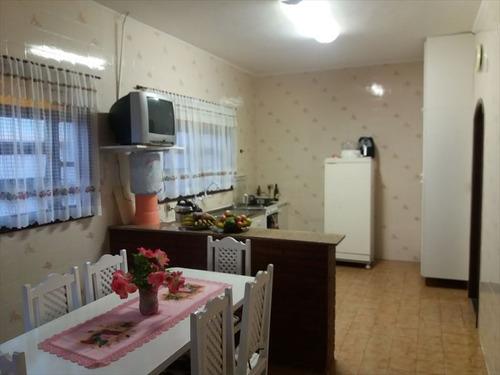 ref.: 531 - casa em mongaguá, no bairro n sra de fátima - 3 dormitórios