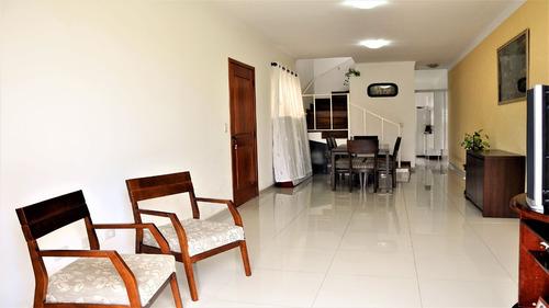 ref.: 5314 - casa condomínio fechado em cotia, no bairro vila deste - 3 dormitórios