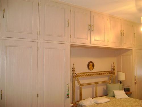 ref.: 5322 - apartamento em santos, no bairro gonzaga - 3 dormitórios