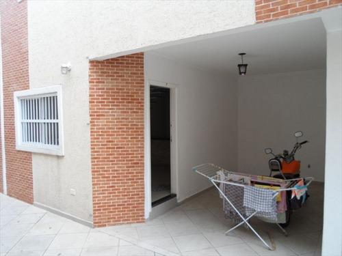 ref.: 53301 - casa condomínio fechado em sao vicente, no bairro vila nossa senhora de fatima - 2 dormitórios