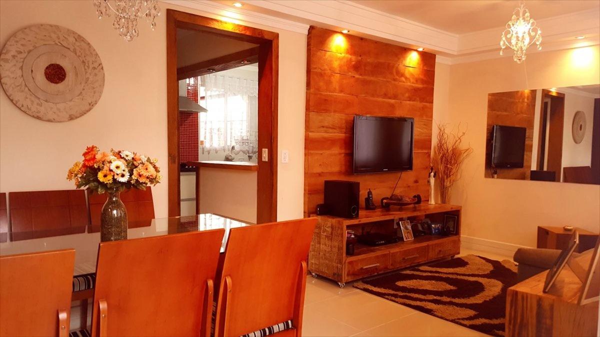 ref.: 5333 - casa condomínio fechado em cotia, no bairro porto seguro residencial - 3 dormitórios