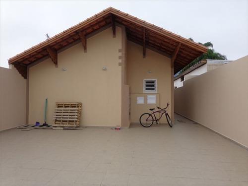 ref.: 534 - casa condomínio fechado em praia grande, no bairro mirim - 1 dormitórios