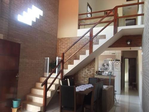 ref.: 534 - casa em itanhaem, no bairro bopiranga - 3 dormitórios
