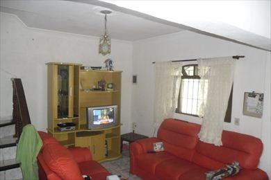 ref.: 53406 - casa em mongagua, no bairro agenor de campos - 3 dormitórios