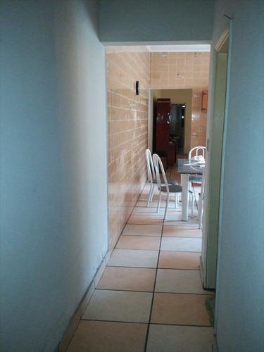 ref.: 53601 - casa em praia grande, no bairro vila mirim - 2 dormitórios