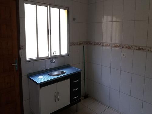ref.: 537 - casa em mongaguá, no bairro jardim praia grande - 2 dormitórios