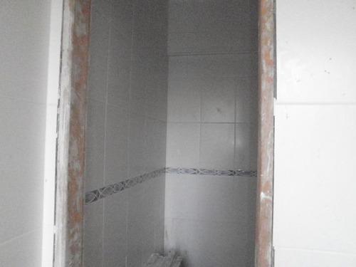 ref.: 5373 - casa em santos, no bairro pompeia - 3 dormitórios