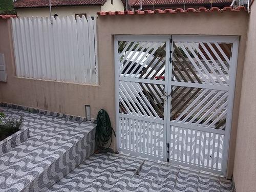 ref.: 538 - casa em mongaguá, no bairro jardim praia grande - 3 dormitórios