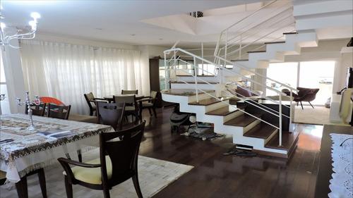 ref.: 5380 - casa condomínio fechado em cotia, no bairro le vivert - 4 dormitórios