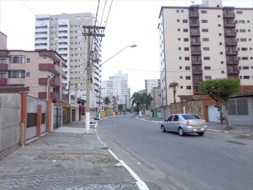 ref.: 539 - apartamento em praia grande, no bairro guilhermina - 2 dormitórios